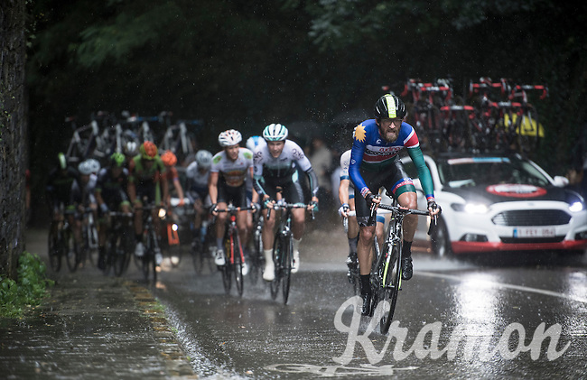 Namibian national road race champion Dan Craven (NAM/Cycling Academy)<br /> <br /> GP Jef Scherens - Leuven 2016
