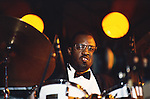 Carl Allen, Nov 1990 : Carl Allen performing in Tokyo, Japan.