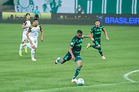 São Paulo (SP), 13/09/2020 - Palmeiras-Sport - Wesley,  do Palmeiras durante partida contra o Sport, válida pela 10ª rodada do Campeonato Brasileiro 2020, no Allianz Parque, em São Paulo (SP), neste domingo (13).