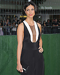 Morena Baccarin at the Warner Bros. Pictures Premiere of Trouble with the Curve held at Mann's Village Theatre in Westwood, California on September 19,2012                                                                               © 2012 Hollywood Press Agency