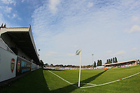 General view of the ground during Arsenal Ladies vs Birmingham City Ladies at Meadow Park