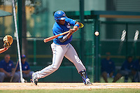 Toronto Blue Jays Vladimir Guerrero (27) during an instructional league game against the Atlanta Braves on September 30, 2015 at the ESPN Wide World of Sports Complex in Orlando, Florida.  (Mike Janes/Four Seam Images)
