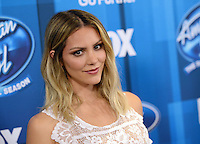 Katharine McPhee @ the American Idol Farewell Season finale held @ the Dolby Theatre.<br /> April 7, 2016