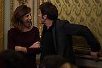 Malena Alterio and Antonio de la Torre attends to the finalists reading of the Feroz Awards 2017 at Casa America in Madrid, Spain. December 01, 2016. (ALTERPHOTOS/BorjaB.Hojas)