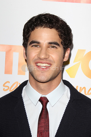 LOS ANGELES, CA - DECEMBER 02: Darren Criss at 'Trevor Live' honoring Katy Perry and Audi of America for The Trevor Project held at The Hollywood Palladium on December 2, 2012 in Los Angeles, California. Credit: mpi21/MediaPunch Inc.