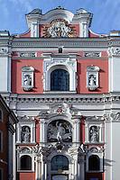 Kirche Maria Magdalena in Posnan (Posen), Woiwodschaft Großpolen (Województwo wielkopolskie), Polen Europa<br /> Church Maria Magdalena in Posnan, Poland, Europe