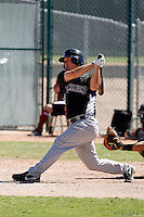 Joseph Sanders - Colorado Rockies 2009 Instructional League .Photo by:  Bill Mitchell/Four Seam Images..