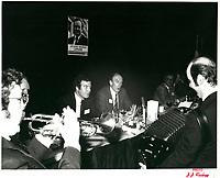 Robert-Rene De Cotret<br /> <br /> , 4 Dec 1978<br /> <br /> PHOTO :   Agence Quebec Presse