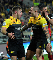 170715 Super Rugby - Hurricanes v Crusaders