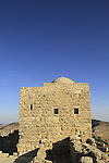 Samaria, tomb of Sheikh Ghanem from the 12th century on Mount Gerizim,  traditionally identified  as the site of the tomb of Hamor,