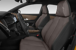 Front seat view of a 2018 DS DS7 Crossback Be Chic 5 Door SUV front seat car photos