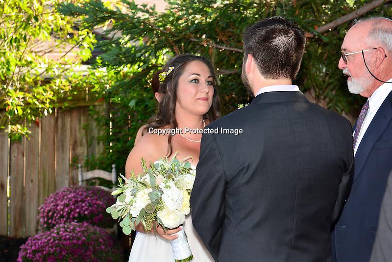 Ashley & John's San Ramon Wedding