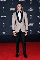 MIAMI, FL - FEBRUARY 1: Justin Simmons attends the 2020 NFL Honors at the Ziff Ballet Opera House during Super Bowl LIV week on February 1, 2020 in Miami, Florida. (Photo by Anthony Behar/Fox Sports/PictureGroup)