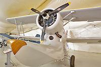 Grumman J2F-6 Duck. Tillamook Air Museum