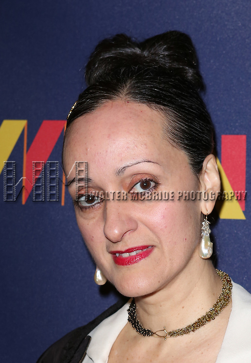 Isabel Toledo attends the Broadway Opening Night Performance of 'After Midnight' at the Brooke Atkinson Theatre on November 3, 2013  in New York City.