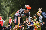 Roger Kluge (GER) Lotto-Soudal in action during Stage 5 of the 2021 Tour de France, an individual time trial running 27.2km from Change to Laval, France. 30th June 2021.  <br /> Picture: A.S.O./Pauline Ballet | Cyclefile<br /> <br /> All photos usage must carry mandatory copyright credit (© Cyclefile | A.S.O./Pauline Ballet)