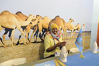 - Milano, Esposizione Mondiale Expo 2015, cluster tematico zone aride, padiglione della Somalia<br /> <br /> - Milan, the World Exhibition Expo 2015, thematic cluster of arid areas, pavilion of Somalia