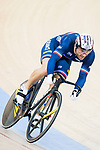 Sebastien Vigier of the France team competes in the Men's Sprint - 1/8 Finals as part of the Men's Sprint - 1/8 Finals as part of the 2017 UCI Track Cycling World Championships on 14 April 2017, in Hong Kong Velodrome, Hong Kong, China. Photo by Chris Wong / Power Sport Images