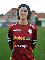 20130824 - Zulte , Belgium : An Blauwblomme , Saturday 24 August 2013. Teampictures <br /> PHOTO DAVID CATRY / Nikonpro.be