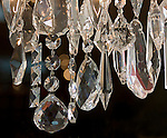Chandelier Crystals, Design Within Reach, Fillmore Street,  San Francisco, California