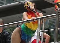 03.06.2018 - Show Anitta - 22ª Parada LGBT em São Paulo
