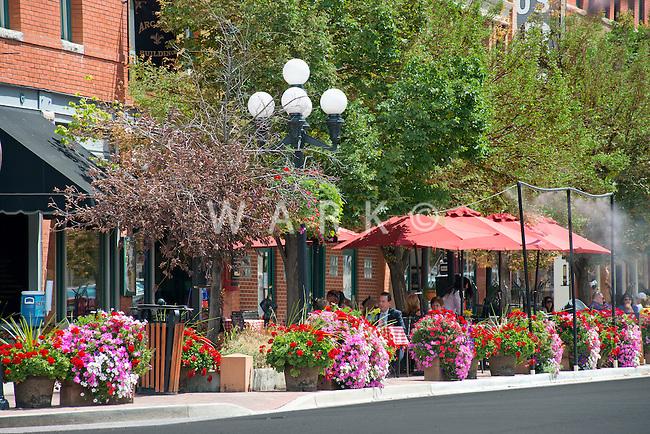 Union Ave Historic District.  B Street.  Summer 2012.