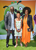 """LOS ANGELES, USA. August 10, 2019: Leonard at the premiere of """"The Angry Birds Movie 2"""" at the Regency Village Theatre.<br /> Picture: Paul Smith/Featureflash"""