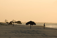 Cuba, Strand in Varadero, Provinz Mantanzas