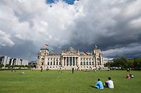 2020/08/31 Berlin | Reichstagsgebäude