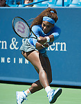 Serena Williams (USA) Takes 3 Sets To Beat Eugenie Bouchard (CAN), 4-6, 6-2, 6-2