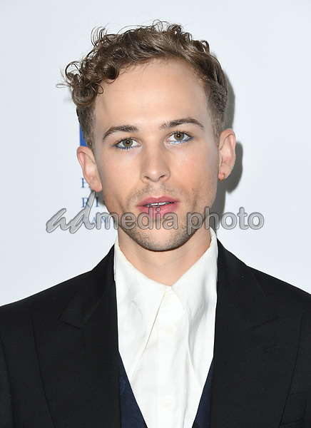 10 March 2018 - Los Angeles, California - Tommy Dorfman. The Human Rights Campaign 2018 Los Angeles Dinner held at JW Marriott LA Live. Photo Credit: Birdie Thompson/AdMedia
