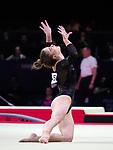 Europeans Glasgow Women Team Finals 2.8.18