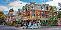The picturesque Prince of Wales Hotel in Niagara-on-the-Lake.