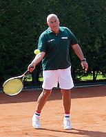 11-5-09, Tennis, Sportpromotion tennisdag, Jack van Gelder
