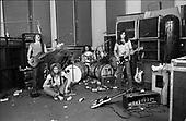 VAN HALEN,SUNSET SOUND RECORDING STUDIO, 1978, NEIL ZLOZOWER