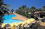 Turkey, Province Antalya, Konakli, holiday resort at Mediterranean Sea, Club Kastalia: Pool
