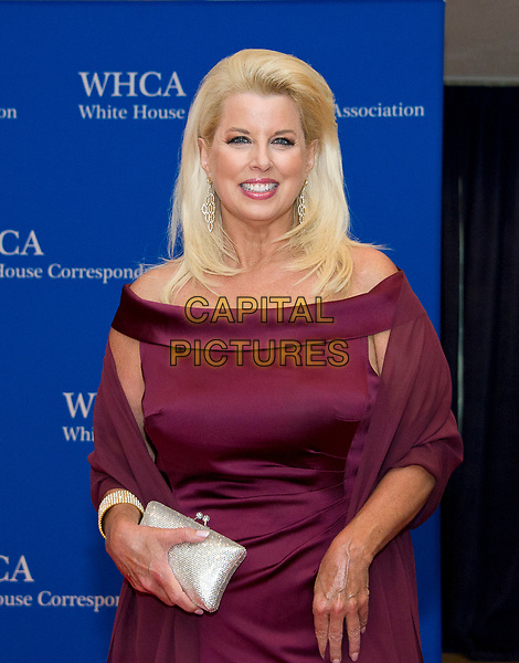 Rita Cosby arrives for the 2017 White House Correspondents Association Annual Dinner at the Washington Hilton Hotel on Saturday, April 29, 2017.<br /> CAP/MPI/RS<br /> ©RS/MPI/Capital Pictures