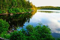 Whitney Lake, Adirondack Forest Preserve, New York