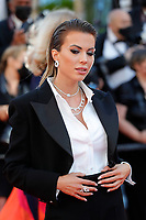 """CANNES, FRANCE - JULY 14: Ludovica Pagani at the """"A Felesegam Tortenete/The Story Of My Wife"""" screening during the 74th annual Cannes Film Festival on July 14, 2021 in Cannes, France.<br /> CAP/GOL<br /> ©GOL/Capital Pictures"""