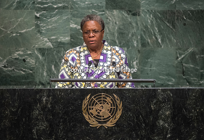 Nanibia<br /> <br /> H.E. Hage GEINGOB President<br /> General Assembly 70th session 3rd plenary meeting<br /> Address by His Holiness Pope Francis