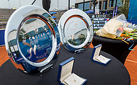 Amstelveen, Netherlands, 10 Juli, 2021, National Tennis Center, NTC, Amstelveen Womans Open, Doubles final: <br /> Photo: Henk Koster/tennisimages.com