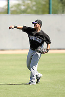 Thomas Field - Colorado Rockies - 2010 Instructional League.Photo by:  Bill Mitchell/Four Seam Images..