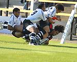 England U20 V Fiji U20 IRB Junior Rugby World Cup 2008