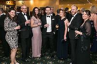 From left: Hannah Jones, Andrzej Bojarski, Faye Bentley, Danny Chapman, Amelia Wilson, Neil Denny and Angie Driver