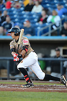 Quad Cities River Bandits shortstop Carlos Correa #1 during a game against the Wisconsin Timber Rattlers on May 24, 2013 at Modern Woodmen Park in Davenport, Iowa.  Quad Cities defeated Wisconsin 4-3  (Mike Janes/Four Seam Images)