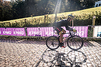 Sean De Bie (BEL/Bingoal Wallonie Bruxelles)<br /> <br /> 82nd Gent-Wevelgem in Flanders Fields 2020 (1.UWT)<br /> 1 day race from Ieper to Wevelgem (232km)<br /> <br /> ©kramon