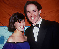 Phoebe Cates Kevin Kline 1990 Photo by Adam Scull-PHOTOlink.net