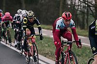 Tony Martin (DEU/Katusha-Alpecin)<br /> <br /> 61th E3 Harelbeke (1.UWT)<br /> Harelbeke - Harelbeke (206km)