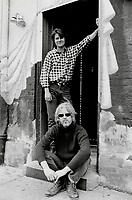 Blue Rodeo<br /> <br /> Photo : Boris Spremo - Toronto Star archives - AQP