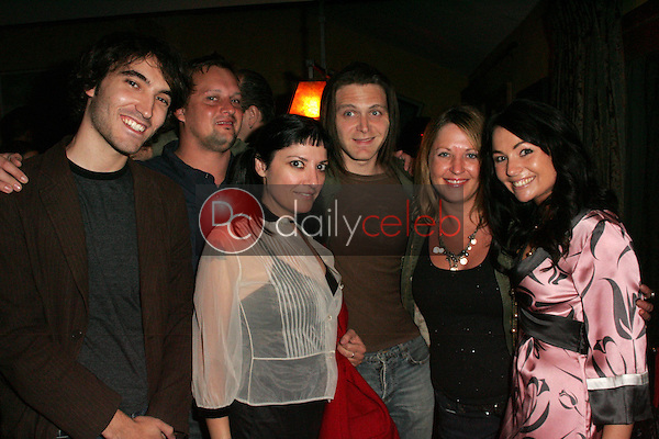 """Lindsey Labrum and friends<br />at a birthday party for E.G. Daily, Lindsey Labrum and Yvette Lopez, benefitting """"Last Chance for Animals"""". Private Location, Los Angeles, CA 09-02-06<br />Dave Edwards/DailyCeleb.com 818-249-4998"""